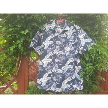 Koszula hawajska George rozm.XL /duża/