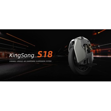 King Song S-18 1110Wh