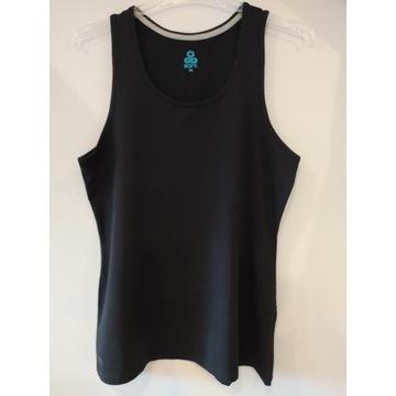 Czarna koszulka Soft