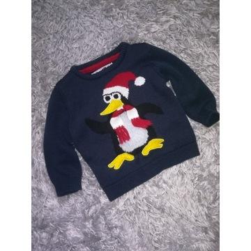 sweter pingwin rebel do 2l 92cm
