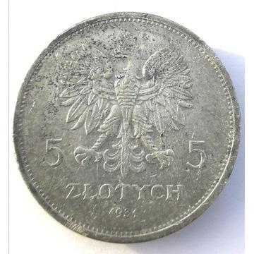NIKE 5 zł 1931