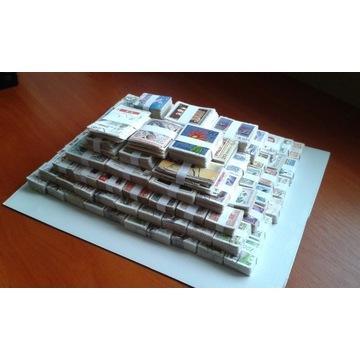 MEGA Zestaw znaczków, 18,900 szt