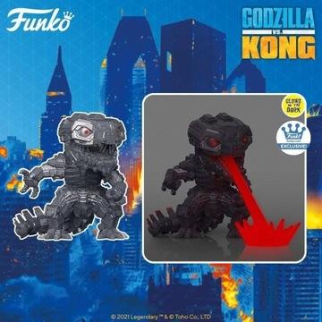 Godzilla vs Kong Mechagodzilla Funko Pop Glow Ltd.