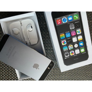 APPLE IPHONE 5S 16GB Space Gray Gwiezdna Szar.