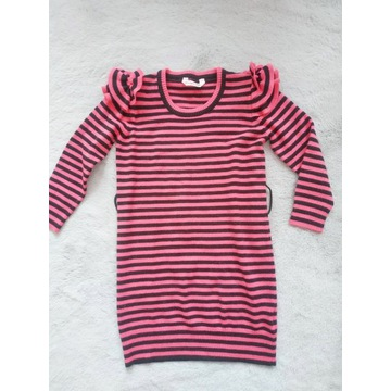 Tunika sweterkowa r. 152-158