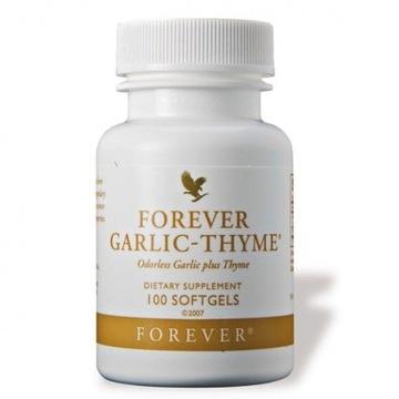 Forever Garlic-Thyme czosnek i tymianek 100 kaps.