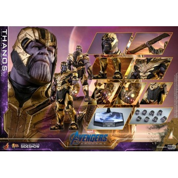 Hot Toys Thanos Armored Avengers