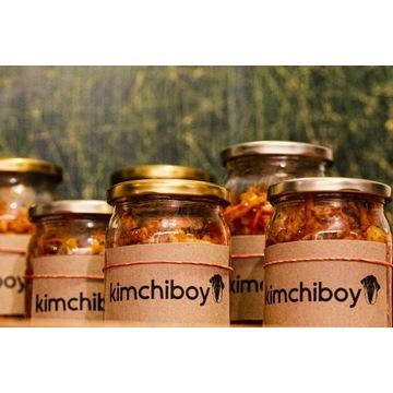 Słoik kimchi 900ml klasyczne domowe od kimchiboy
