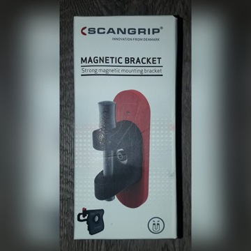 Uchwyt magnetyczny do lamp LED Scangrip