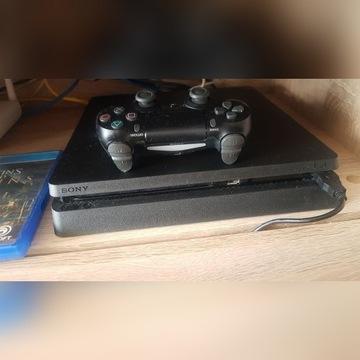 PS4 SLIM 500GB 2216A + GRY | Gwarancja!