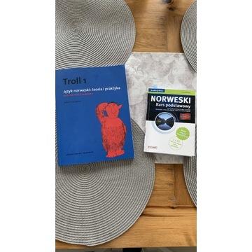 Podręcznik TROLL 1 Norweski + dodatek