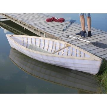 Tradycyjna kanadyjka/kajak/canoe skin on frame15kg