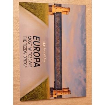Folder EUROPA Most w Tczewie 2018