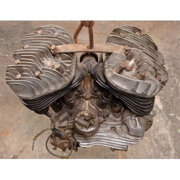 Silnik Harley WLA