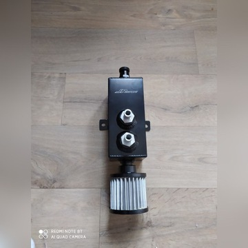 OIL CATCH TANK JRspec ZBIORNIK ODMY OLEJU 16mm