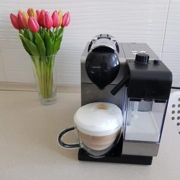 De'Longhi ekspres do kawy na kapsułki Nespresso