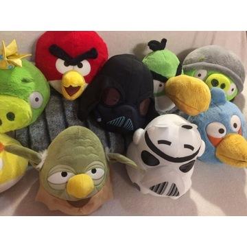 Angry Birds duże pluszaki przytulaki
