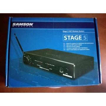 Mikrofon bezprzewodowy Samson STAGE 5 - Super STAN
