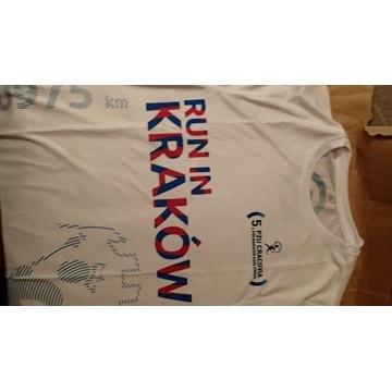 Koszulka sportowa 5.Półmaraton PZU