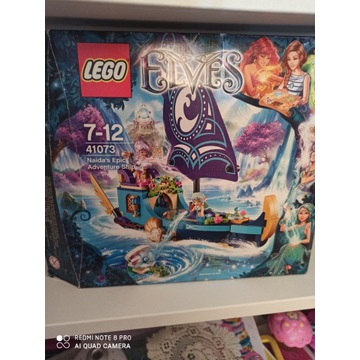 LEGO Elves Statek Naidy