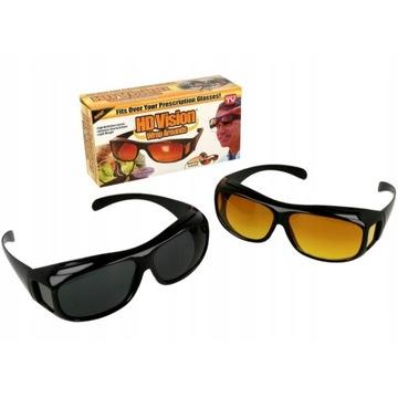 Okulary przeciwsłoneczne Dla Kierowców noc i dzień