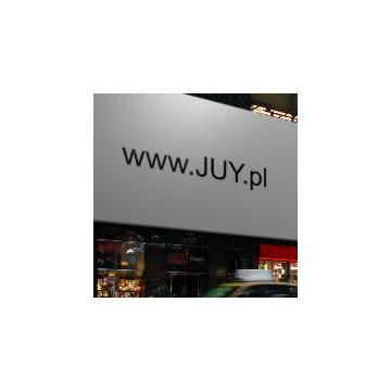 Domena trzyliterowa JUY.PL - idealna pod biznes