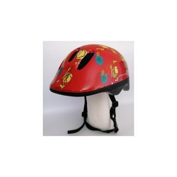 Kask dziecięcy rowerowy Ventura 46-52 cm XS