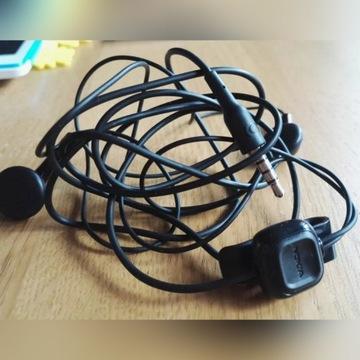 Słuchawki Nokia do telefonu, z mikrofonem!