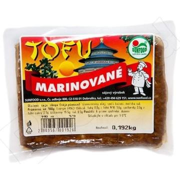 Tofu MARYNOWANE 200g - SunFood (00140)L