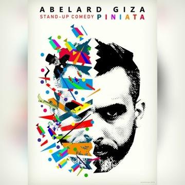 "StandUp Abelard Giza - ""Piniata"" 31.03.2020 Gdańsk"