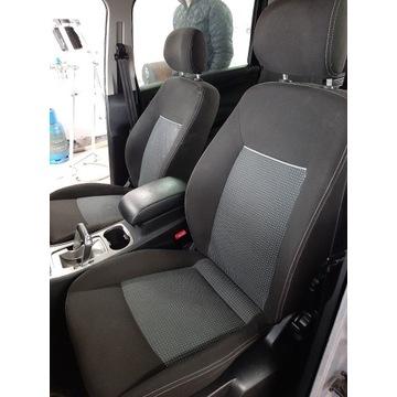 Fotele  Ford Galaxy mk2