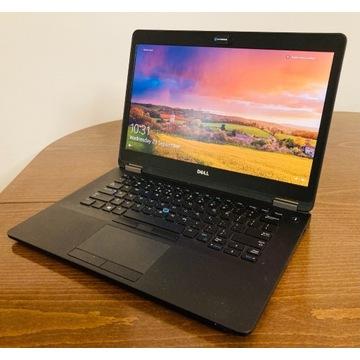Ultrabook Dell Latitude E7470 i5-6200U/8GB/256 SSD