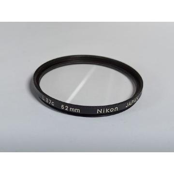 Filtr UV Nikon L-37c 52mm Japan