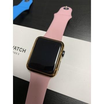 Apple Watch 3 42mm stan idealny