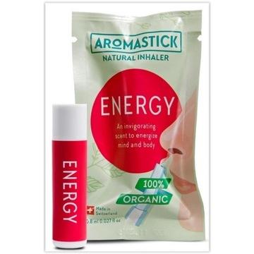 Sztyft do nosa AromaStick ENERGY