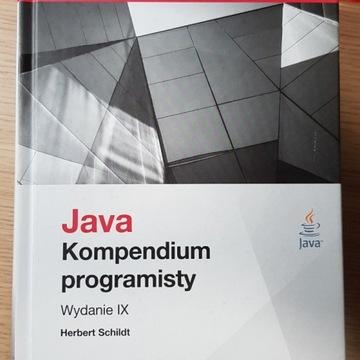 JAVA Kompedium programisty Wydanie IX H. Schildt