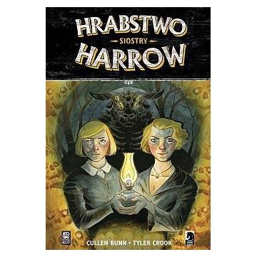 Hrabstwo Harrow tom 2 komiks NOWY FOLIA