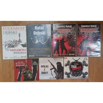 Dębski + Dąbała - Audiobooki CD-mp3