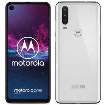 Motorola One Action 4/128GB Gwarancja 04/2022
