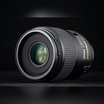 Nikon Nikkor 60G 2,8 Micro JAPAN - obiektyw makro