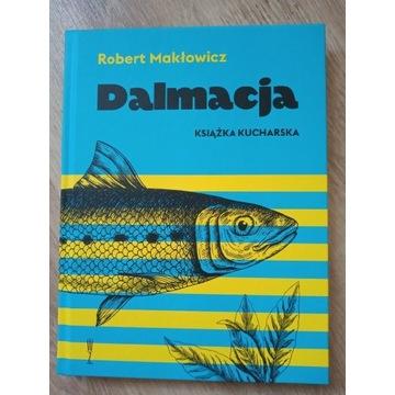 Dalmacja Książka kucharska Robert Makłowicz
