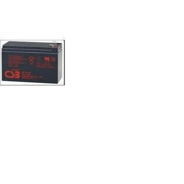 Nowe akumulatory CSB 7,2Ah GP1272 APC UPS 10szt.