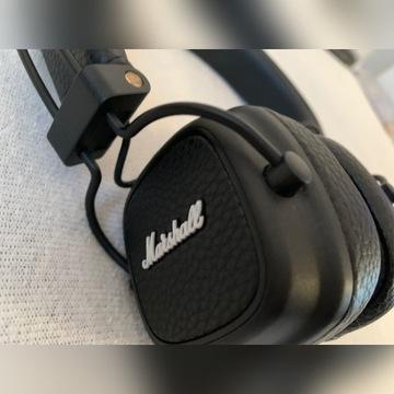 Słuchawki Marshall Major III przewodowe