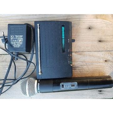 Mikrofon bezprzewodowy Shure SM58