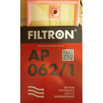 Filtr powietrza za 7 pln i 3 x BG LPG USZLACHETNIA