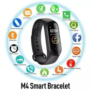 M4 Smart Band Smart watch + gratis