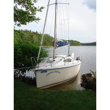 Antila 22 czarter jachtu 2 do 10 lipiec 230/dobę