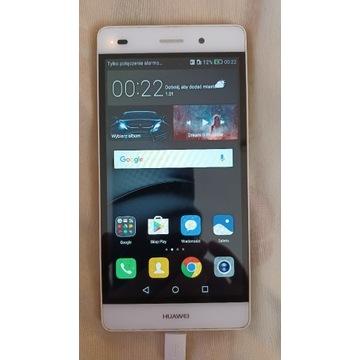 Huawei P8 dual-sim (na dwie karty)