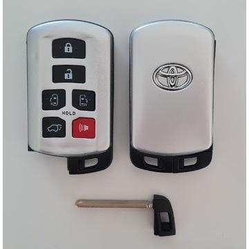 Klucz Toyota Sienna OE 89904-08010 kluczyk