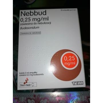 Nedbud 0,25 mg